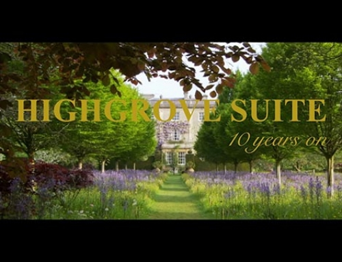 Highgrove Suite – 10 Years On